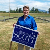 Elizabeth Scott Officially Announces Candidacy For 39th LD State House Rep
