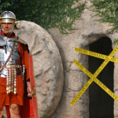 Roman Authorities Investigating Jesus For Violating Stay-In-Tomb Order