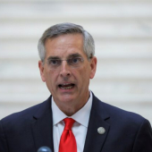 Georgia GOP Approves Resolution Censuring Secretary of State Brad Raffensperger
