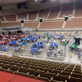 ARIZONA UPDATE: Georgia, Alaska, Colorado, Nevada Delegates Tour Maricopa Audit Floor