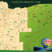 5 Oregon Counties Are Trying to Leave State and Become Part of Idaho