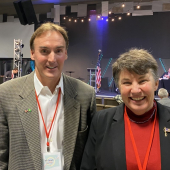 SCRP Chairman Bill Bruch / SJCRP Committeewoman Cindy Carter Elected to WSRP Executive Board
