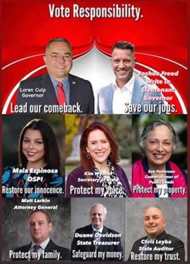 Sept 11 - 18, 2020 Chairman's Corner Newsletter