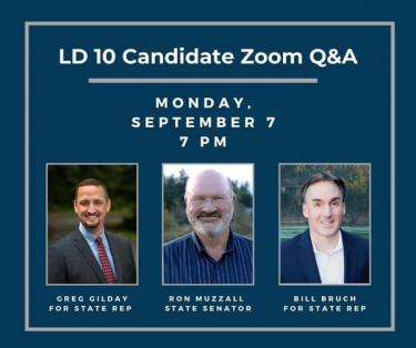 September 4 - 11, 2020 Chairman's Corner Newsletter