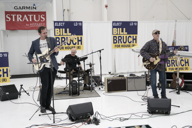Elect Bill Bruch for State House Campaign Kickoff a Huge Success!