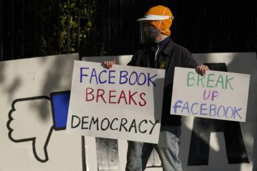 <em>Edit Promo Post</em> World Leaders Denounce Big Tech Censorship of President Donald Trump