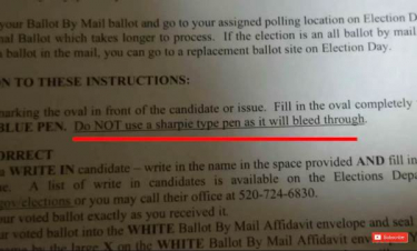 Jay Sekulow is Asking All Arizona and Pennsylvania Voters Who Were Given Sharpies When Voting to Contact His Law Firm