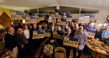 Elect Bill Bruch for State House Meet and Greet Fundraiser