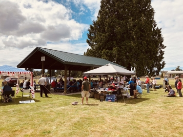 Skagit County Republican Woman's Meeting on August 13th