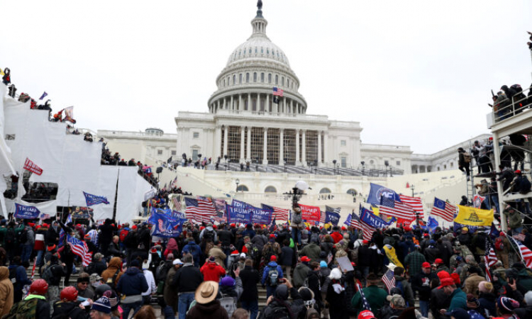 Timeline of Events in WA DC on Jan. 6