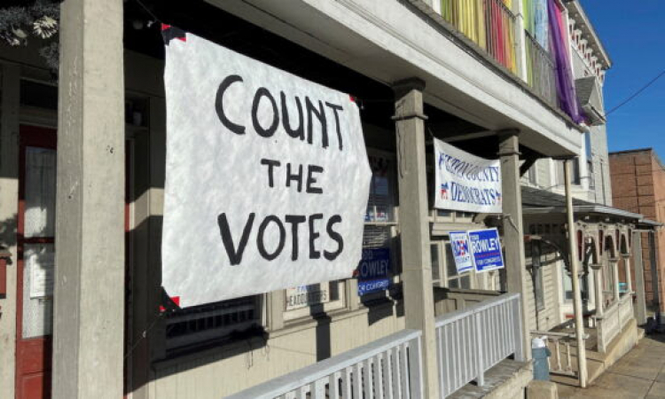 Pennsylvania Decertifies County's Voting System, Cites Violation of Election Code
