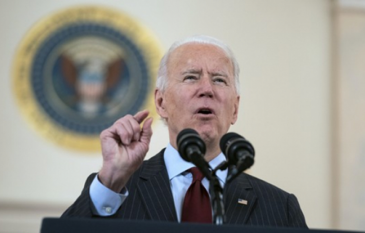 Progressives are Having a Meltdown Because Joe Biden Bombed Syria