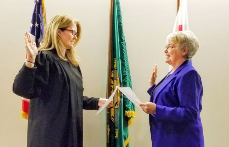 Carolyn Eslick Appointed as new LD 39 State House Representative