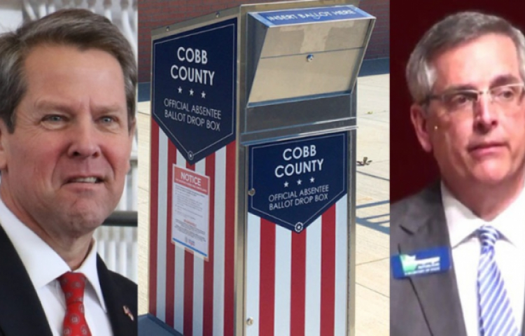 Georgia Fails To Produce Chain Of Custody for 404,000 Absentee Ballots Months After Contested Election