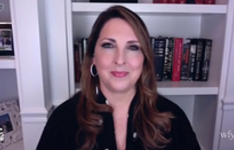 RNC Chairwoman Ronna McDaniel Announces New Election Integrity Committee