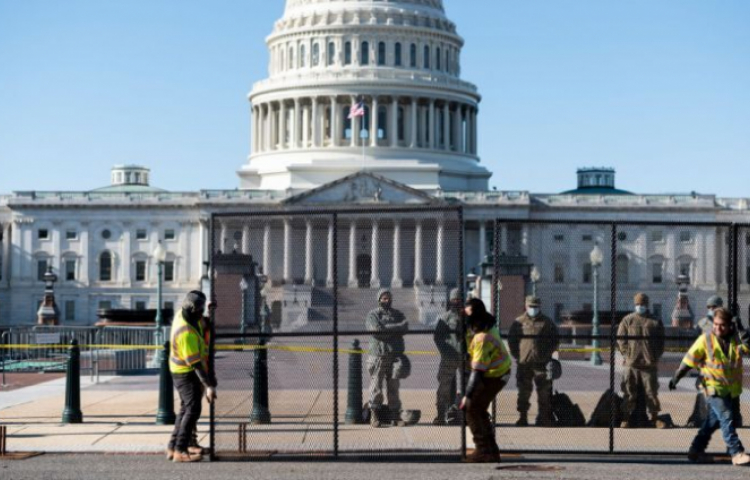 Trump Issues Emergency Declaration for DC Ahead of Inauguration