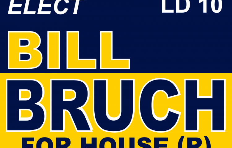 Elect Bill Bruch for LD 10 State House Meet & Greet