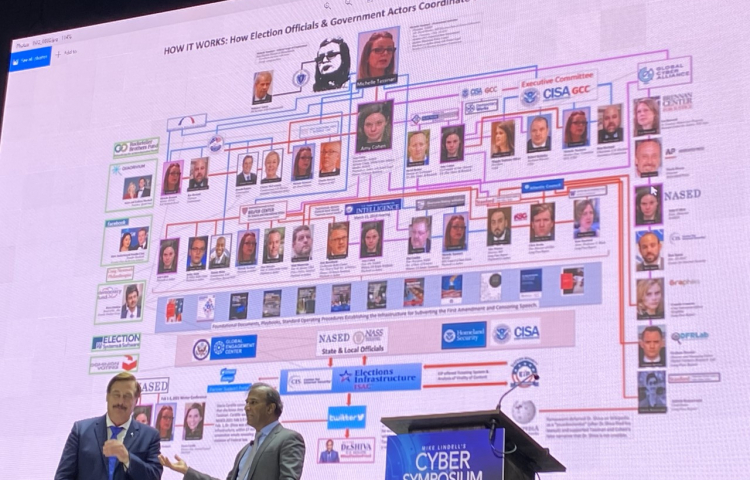 UPDATE: CYBER SYMPOSIUM - A Data Analysis of the November 2020 Election