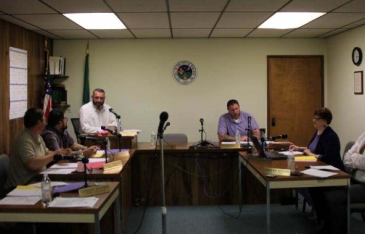 City of Winlock approves proclamation demanding Governor Inslee submit to mental health evaluation